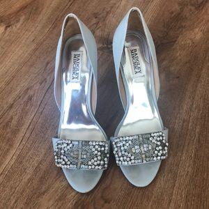 Badgley Mischka heels- Alessandra
